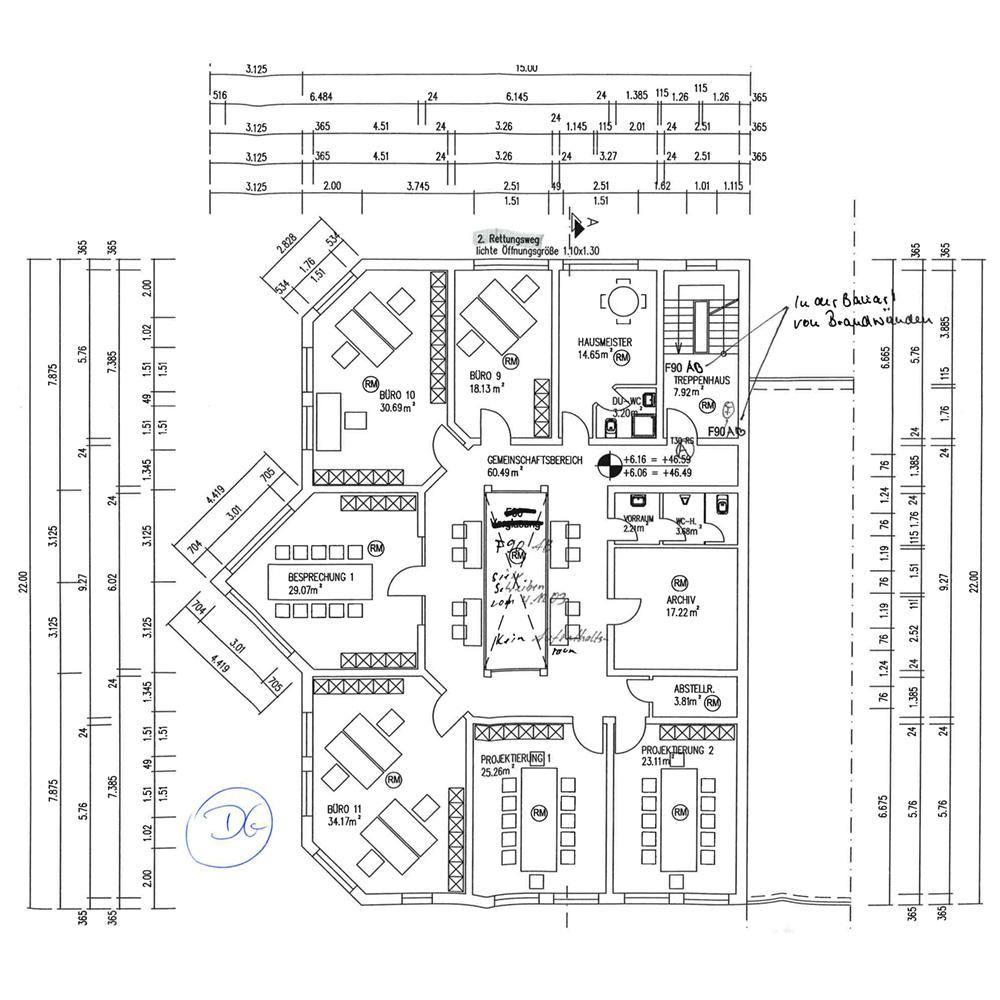 Büro Seminarräume Kaarst Rauchhaus Immobilien