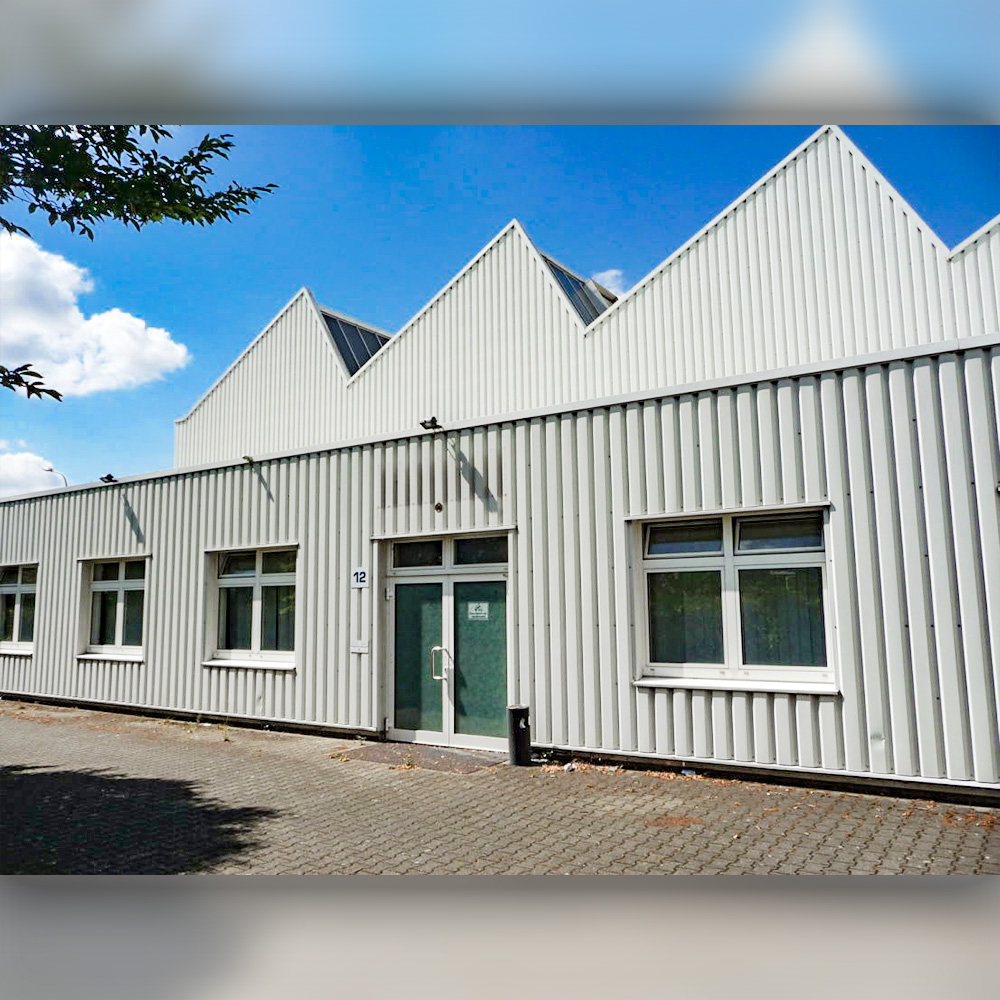 Gewerbehalle Büro Korschenbroich Rauchhaus Immobilien