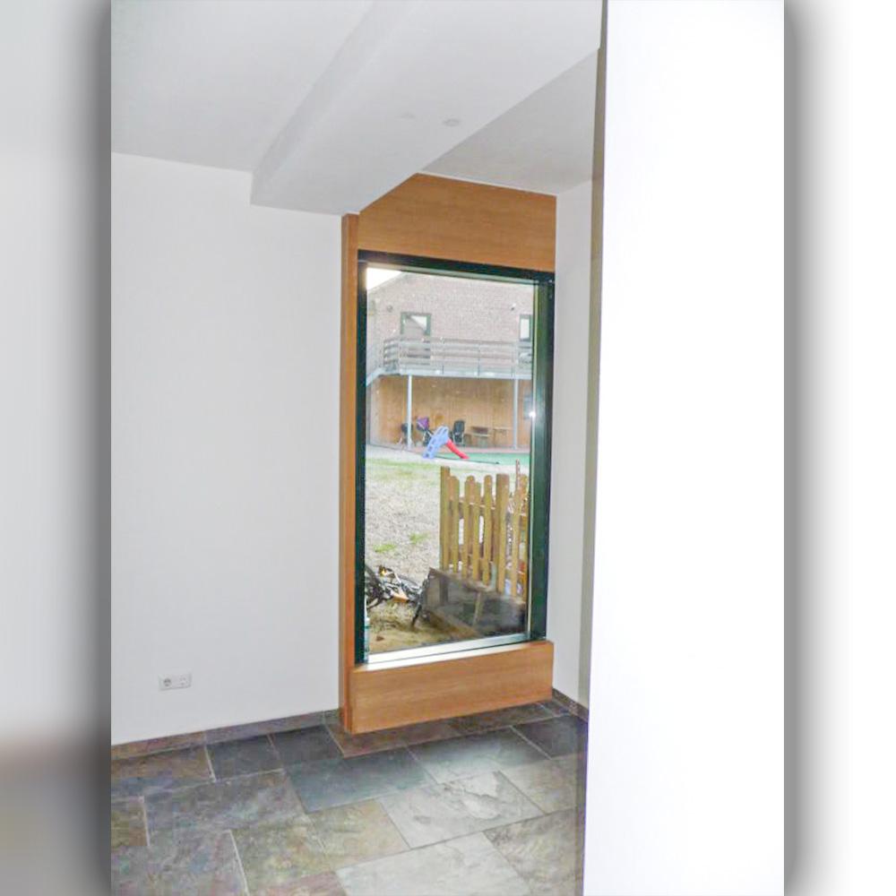 Hofanlage Maisonette-Wohnung Mönchengladbach Rauchhaus