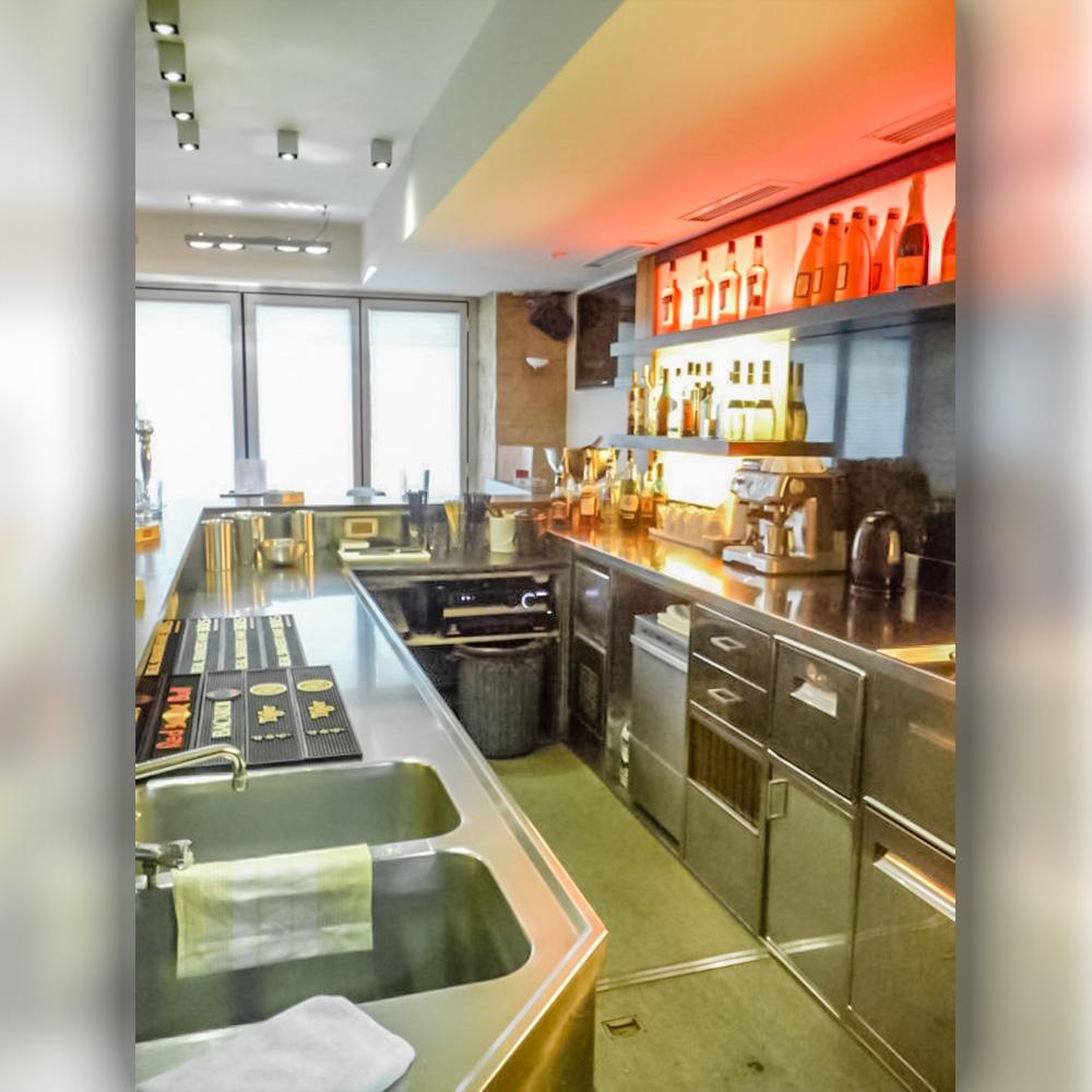 Gastronomie Cafe Bar Club Neuss Rauchhaus