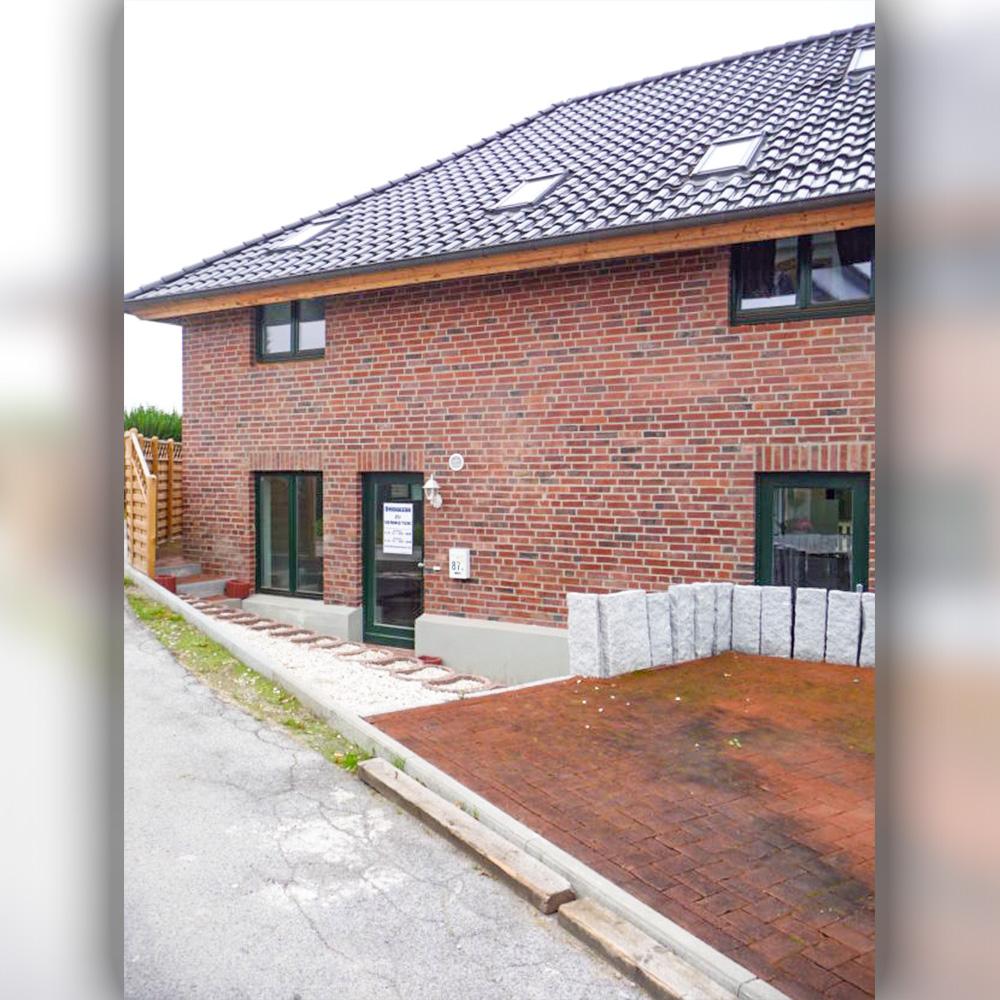 Hofanlage Wohnhaus Büro Halle Mönchengladbach Rauchhaus Immobilien